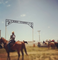 Burke, SD rodeo