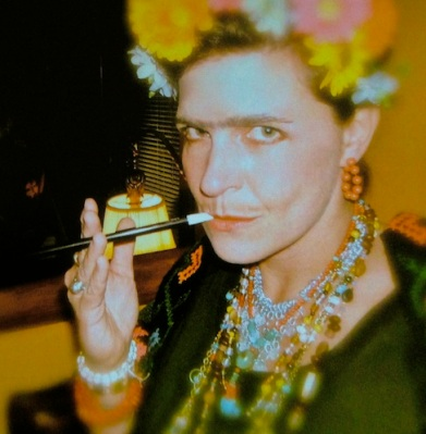 Lillibridge, Frida Kahlo costume