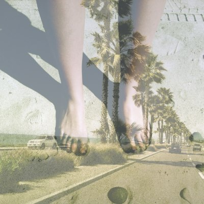 lillibridge barefoot on the pacific coast highway