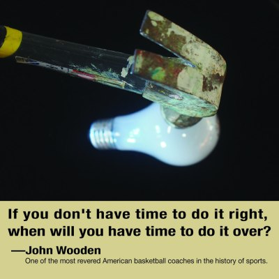 John Wooden quote Lisa Lillibridge dakota 1966