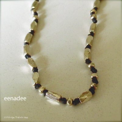 eenadee morris code necklace lisa lillibridge dakota 1966