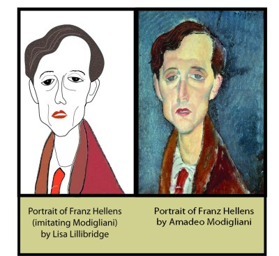 Lillibridge modigliani brain exercise