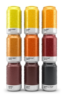 Beer colors by Txaber