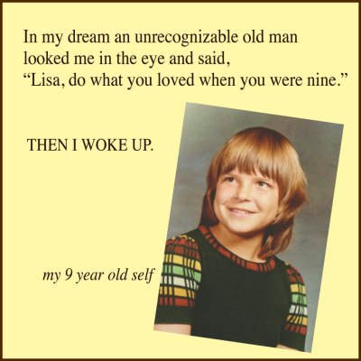 lillibridge dream dakota 1966 nine year old self