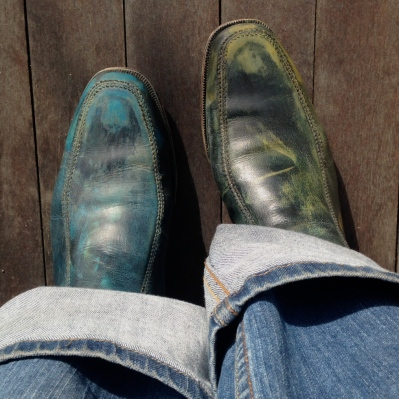 Lisa Lillibridge dakota 1966 boots after with jeans