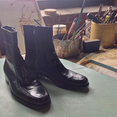 Lisa Lillibridge dakota 1966 boots before