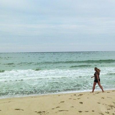 lucy on beach lillibridge