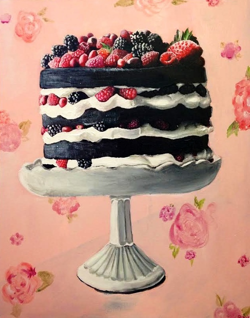 Cake Maddy Brookes