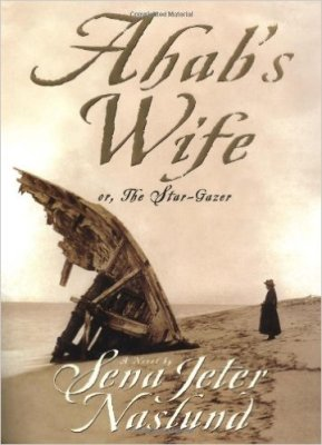 ahabs wife book jacket