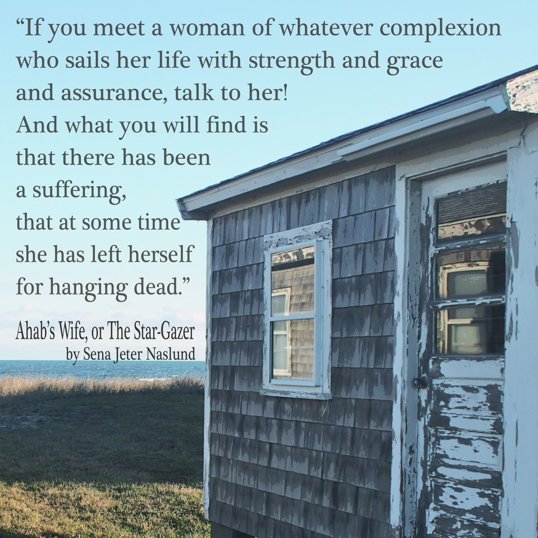 ahabs wife quote lillibridge