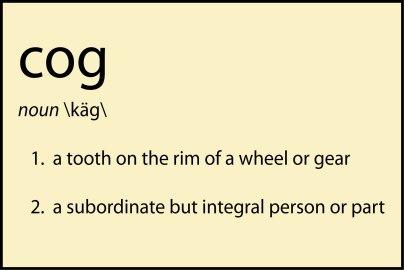 cog defined lillibridge