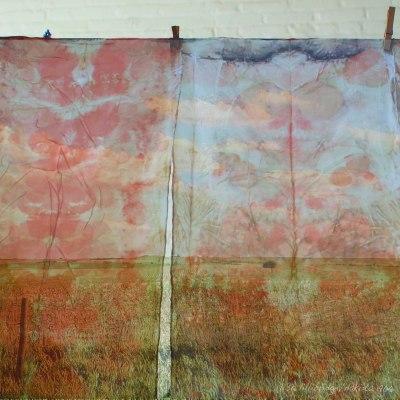 elizabeth bunsen lisa lillibridge behind the curtain field