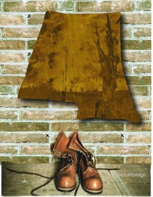bunsen lillibridge skirt with cornfield sketch
