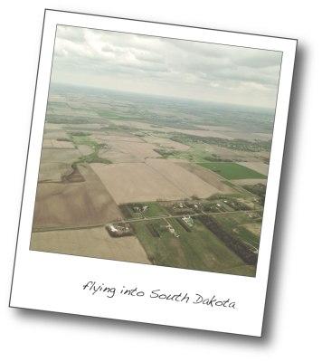 flying in south dakota