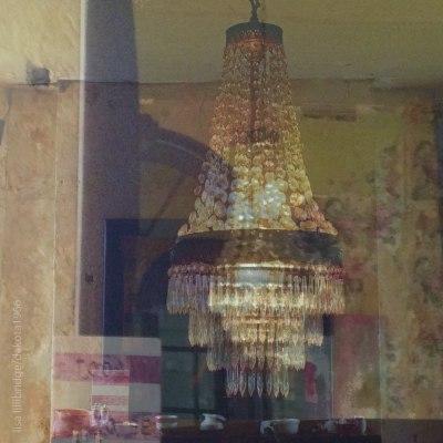 encaustic castle chandelier pbsartist lexington kentucky