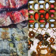rust and textiles elizabeth bunsen pbsartist lillibridge