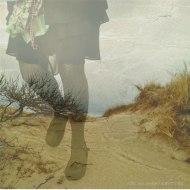 Lillian Leaving the Beach Lisa Lillibridge
