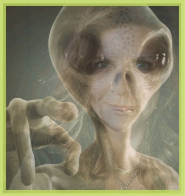 Lisa Lillibridge alien inside myself