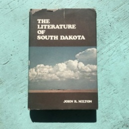 The literature of South Dakota