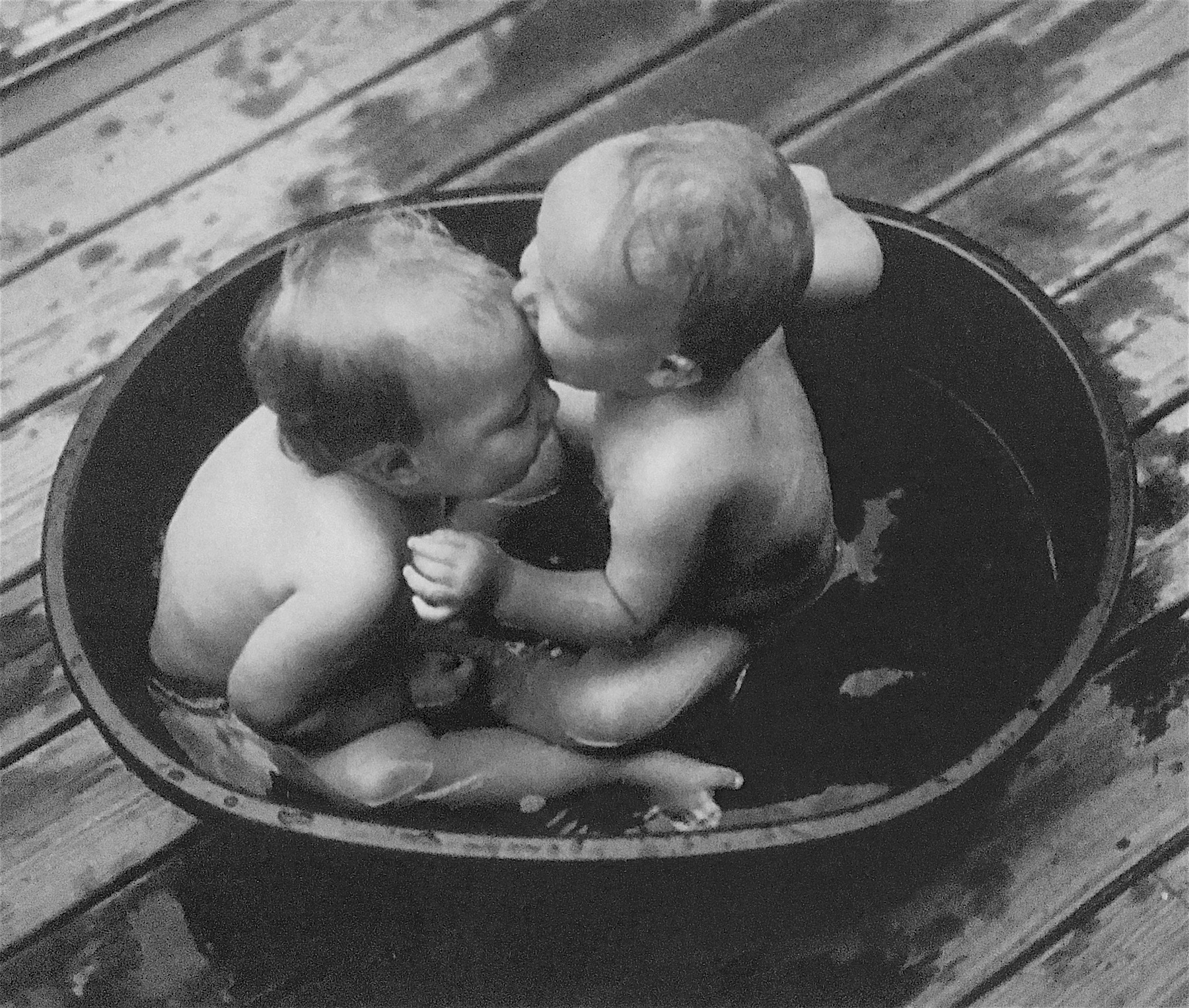 lucy and willa deck bath lisa lillibridge